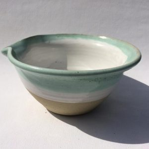 Small Lipped Mixing Bowl