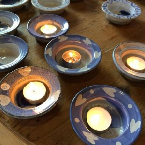 Tealight Holder
